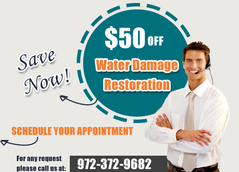 Water Damage Special Offer